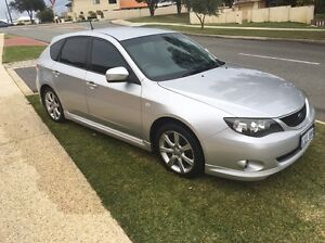 IMPREZA RS 2007 MY08 Hatchback Fremantle Fremantle Area Preview