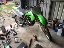 2005 kx250f with Athena 290cc big bore Capalaba Brisbane South East Preview