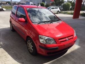 FOR SALE 2003 HYUNDAI GETZ MANUAL DRIVES GREAT! Somerton Hume Area Preview
