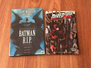 Various Marvel, DC, Image Graphic Novels for sale Marrickville Marrickville Area Preview