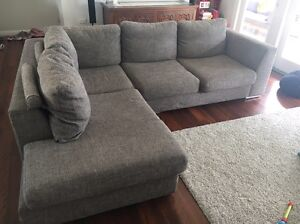 Corner lounge- SOLD AD WILL BE REMOVED ONCE COLLECTED Wynnum Brisbane South East Preview
