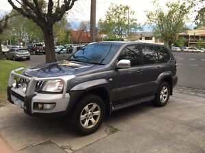 Toyota Prado  GLX 4x4 Auto North Melbourne Melbourne City Preview