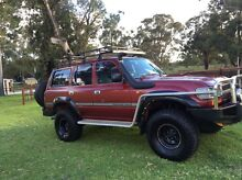 Toyota 80 series land cruiser 4.2 turbo GXL Banksia Grove Wanneroo Area Preview