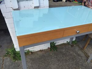 Desk - Glass top - FREE! Tempe Marrickville Area Preview