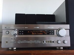 Yamaha Natural sound AV receiver 6.1 RX-640RDS Curl Curl Manly Area Preview