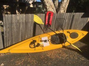 Kayak fishing/ fitness Australis Saratoga Collaroy Manly Area Preview