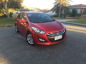Hyundai  i30 2014 low km Beaconsfield Fremantle Area Preview