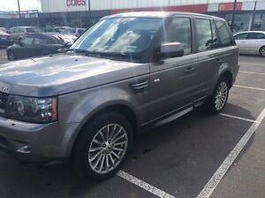 Range Rover 2011 sports turbo diesel Truganina Melton Area Preview