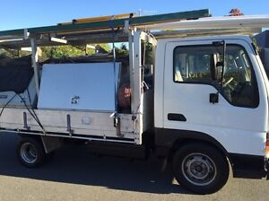 MAZDA E2000 ute/truck with tool boxes and tools Peregian Beach Noosa Area Preview
