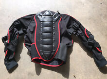Motorbike protective chest piece Lake Albert Wagga Wagga City Preview