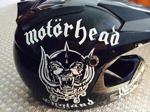 Rockhead Motorhead Helmet Margate Kingborough Area Preview
