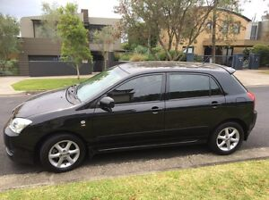 2006 Toyota Corolla Ascent  Sports 99,700klm immaculate Northbridge Willoughby Area Preview