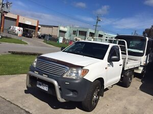 Toyota hilux 2005 + rego +RWC Dandenong Greater Dandenong Preview