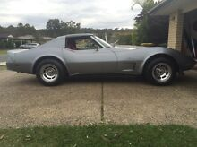 1976 C3 Corvette STINGRAY Runaway Bay Gold Coast North Preview