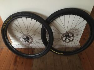 27.5 XTR Carbon  mtb wheelset Wollongong Wollongong Area Preview