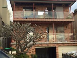 Free glass from balconies we removed Abbotsford Canada Bay Area Preview