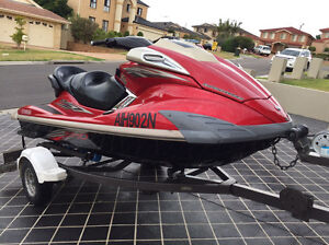 Yamaha Jetski FX SHO Cruiser like fzr fzs supercharged Kawasaki seadoo Blair Athol Campbelltown Area Preview