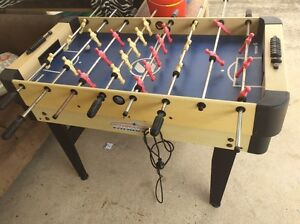 Kids Table Soccer + Air Hockey + more Bonnyrigg Heights Fairfield Area Preview