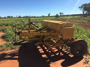 Conner shea Tyne combine Charleville Murweh Area Preview