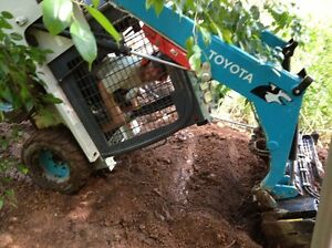 Bobcat Hire - from $90/ hr Petrie Pine Rivers Area Preview
