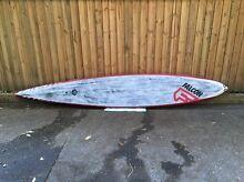 Fanatic falcon paddle board 14' carbon fibre Avalon Pittwater Area Preview