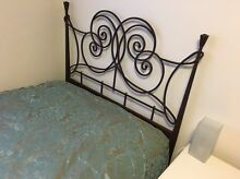 King single bed Wollstonecraft North Sydney Area Preview