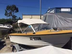15ft easy rider boat Bonnells Bay Lake Macquarie Area Preview