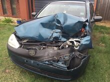 Damaged car - sold for WRECKING Skye Frankston Area Preview