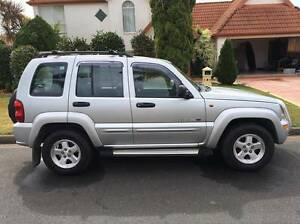 2002 Jeep Cherokee Limited 4x4 4WD Port Macquarie Port Macquarie City Preview
