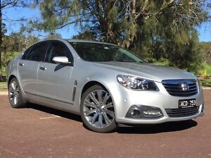 2013 V8 VF Calais V 30,000km only! Southbank Melbourne City Preview
