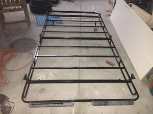 Mercedes Benz Vito roof rack St Helena Banyule Area Preview