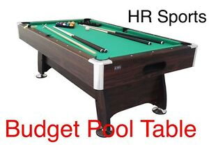 New 7ft Pool Table with Free Accessories of $200 Hope Valley Tea Tree Gully Area Preview