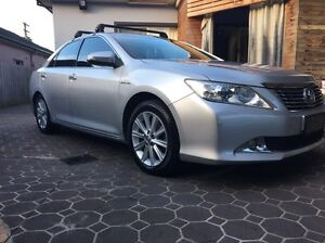 Toyota aurion prodigy 2012 Condell Park Bankstown Area Preview