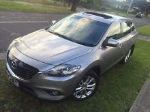 2013 Mazda CX-9 luxury 7 seats Roxburgh Park Hume Area Preview