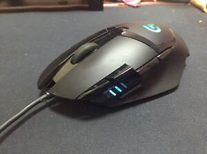 Logitech G402 Hyperion Fury Gaming mouse Tea Tree Gully Tea Tree Gully Area Preview