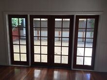 French doors Chiswick Canada Bay Area Preview