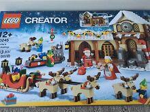 Lego 10245 Santa's Workshop Brand New Sealed Retired Dundas Valley Parramatta Area Preview