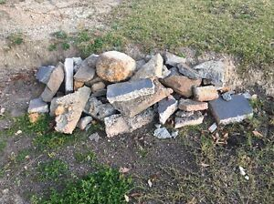 Free Smashed Cement Wallsend Newcastle Area Preview