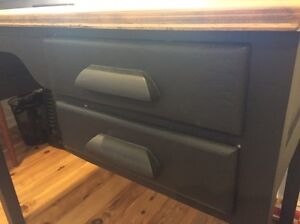 Upcycled vintage school desk Nowra Nowra-Bomaderry Preview