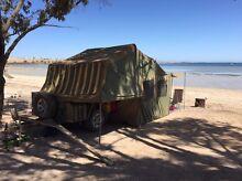 Trak shak offroad camper trailer family Warragul Baw Baw Area Preview