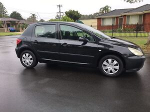 2002 Peugeot 307 Hatchback Auto 7months Rego Low kms Liverpool Liverpool Area Preview