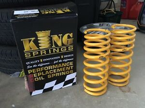 Holden Commodore VS Rear King Springs Roseville Chase Ku-ring-gai Area Preview