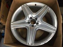 """21"""" Mercedes genuine AMG ml wheels silver Rockdale Rockdale Area Preview"""