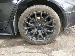 Bran new rims and tires