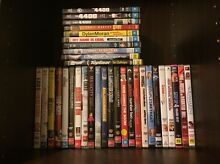 Large lot of movie DVD and tv shows Birkdale Redland Area Preview