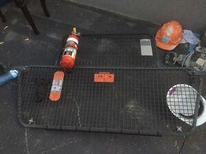 Genuine Toyota cargo barrier  For prado 150r Granville Parramatta Area Preview