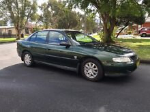 2001 Holden Commodore VXII Executive Auto 5months rego Liverpool Liverpool Area Preview