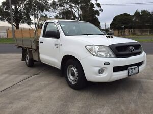 Toyota Hilux Yarraville Maribyrnong Area Preview