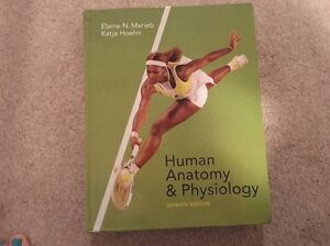 Human anatomy and physiology 7th ed Algester Brisbane South West Preview