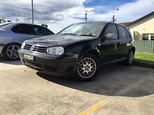 VW GOLF 2.0 auto + rego + full logbooks Canada Bay Canada Bay Area Preview